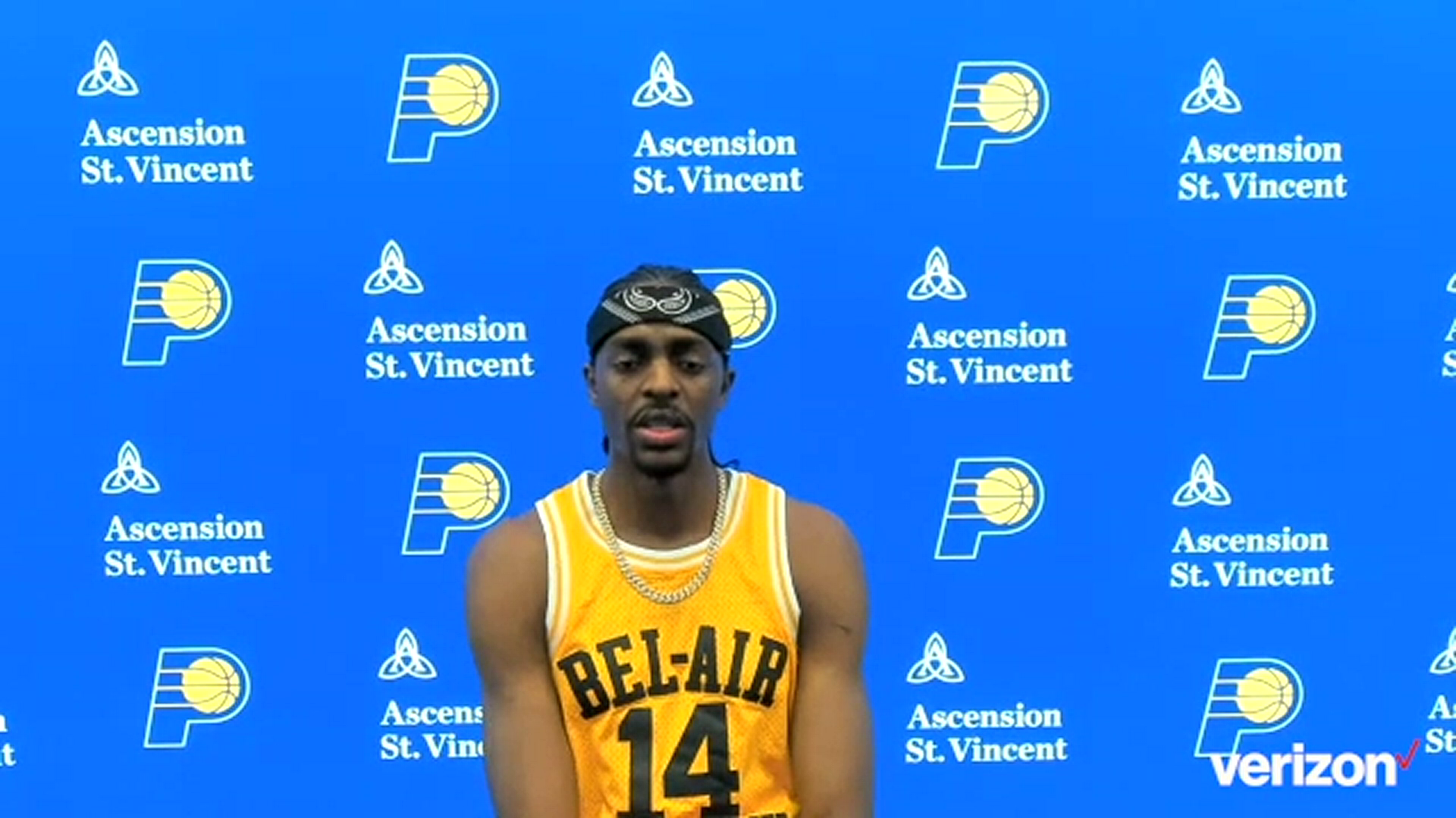 Postgame: Pacers Locker Room – May 11, 2021