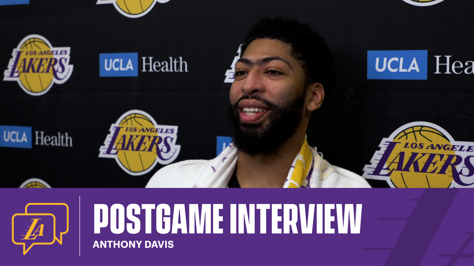 Lakers Postgame: Anthony Davis (5/11/21)