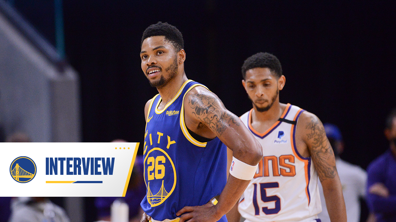 Postgame Warriors Talk: Kent Bazemore - 5/11/21