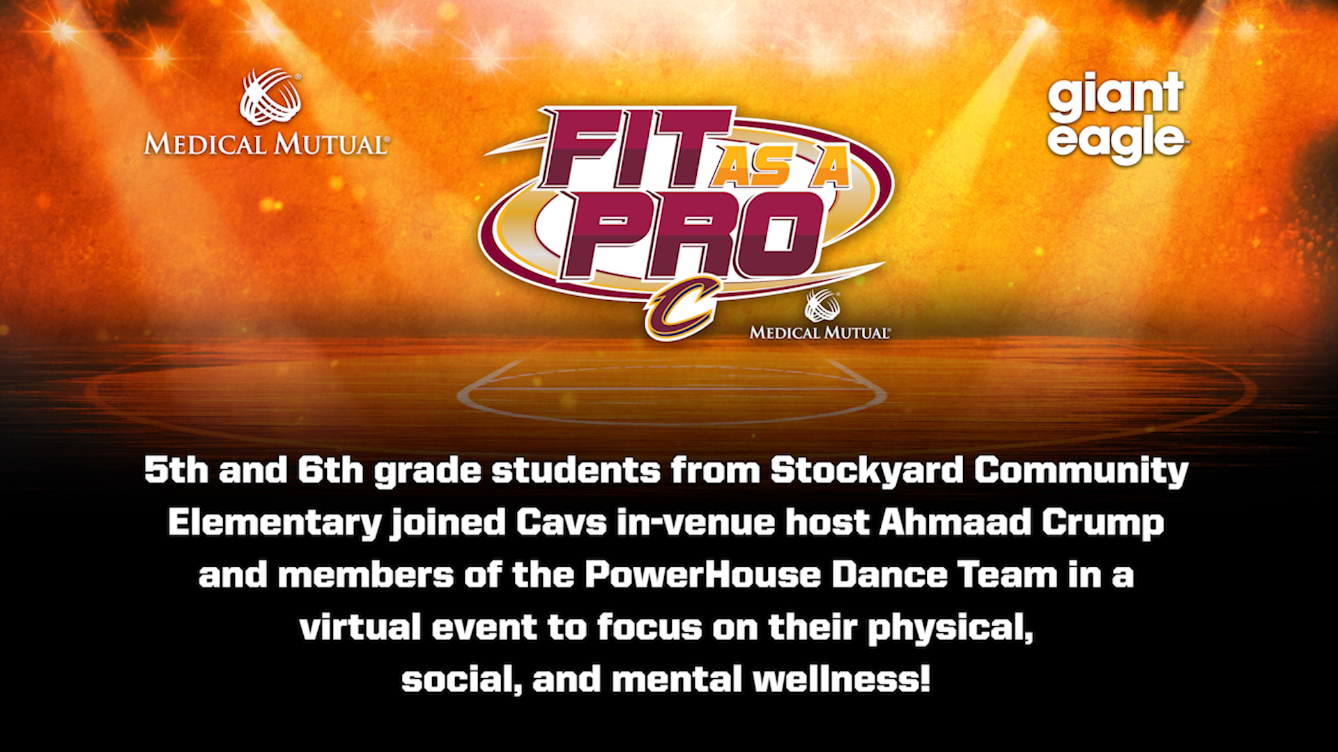 May Fit as a Pro: Stockyard Community Elementary