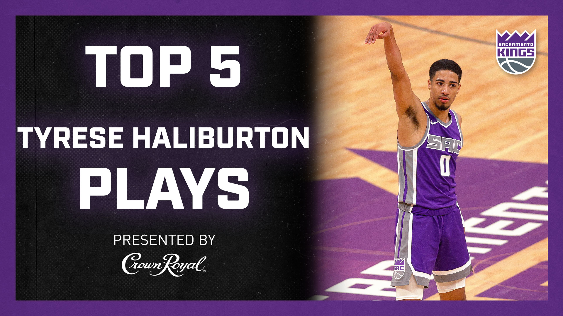 Top 5 Tyrese Haliburton Plays