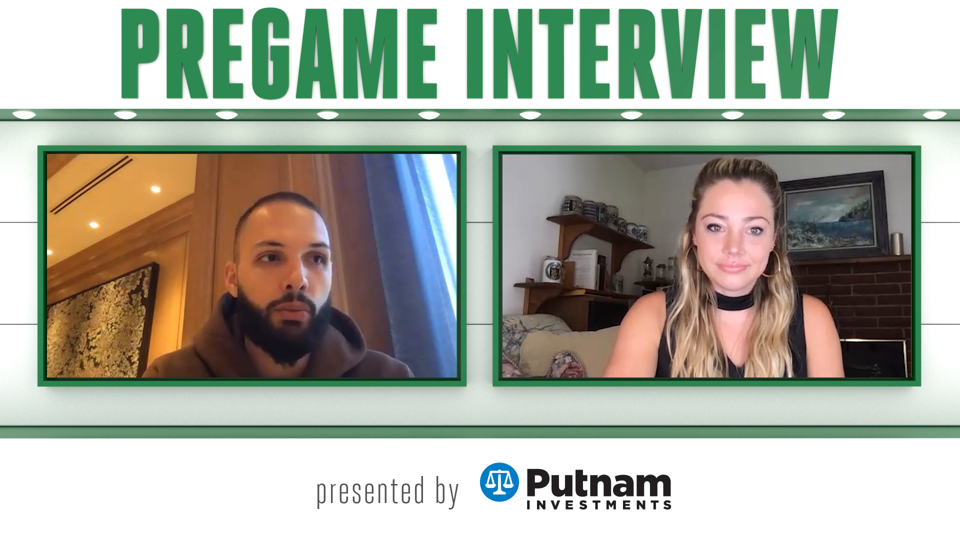 5/12 Putnam Pregame Interview: 'Finding Ourselves'