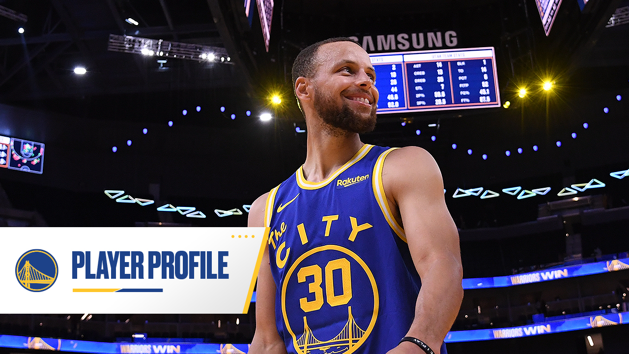 Player Profile: Stephen Curry
