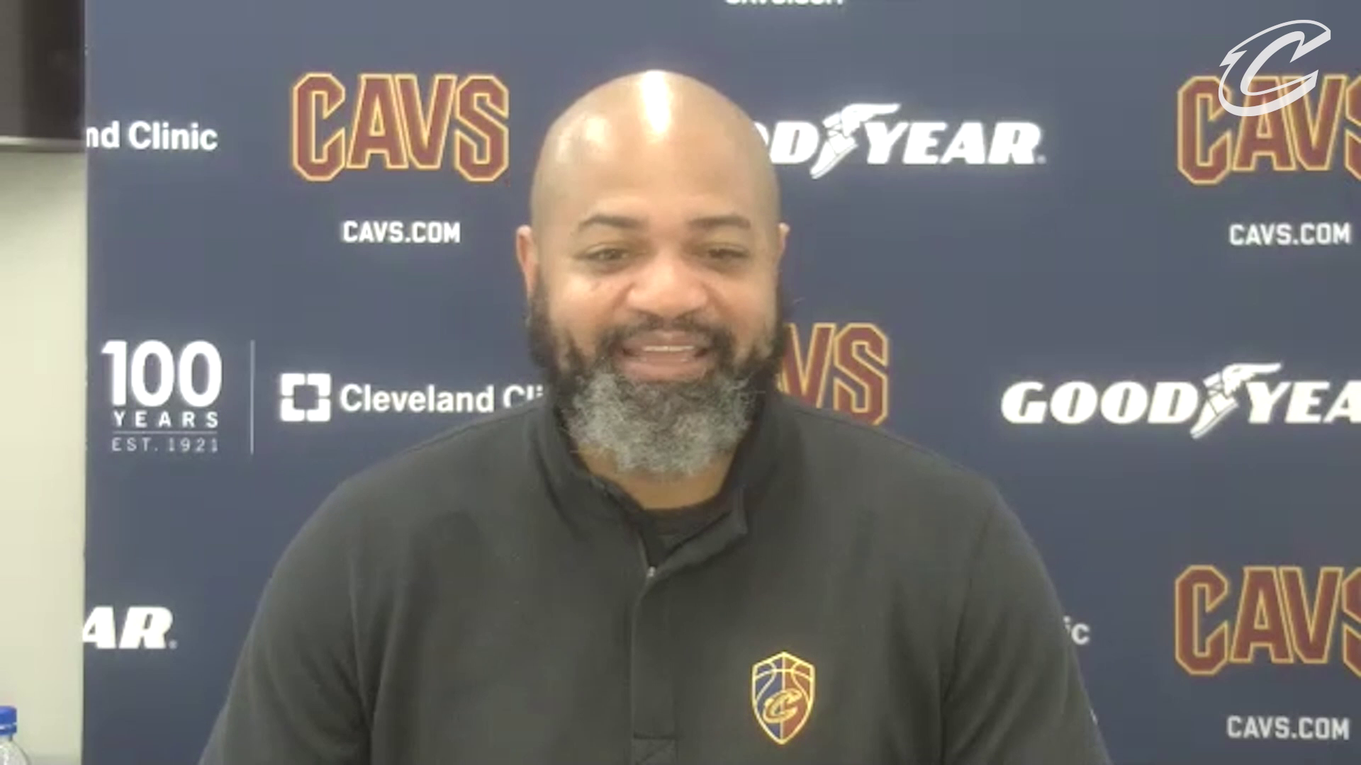 Cavs vs Celtics Postgame: Coach Bickerstaff