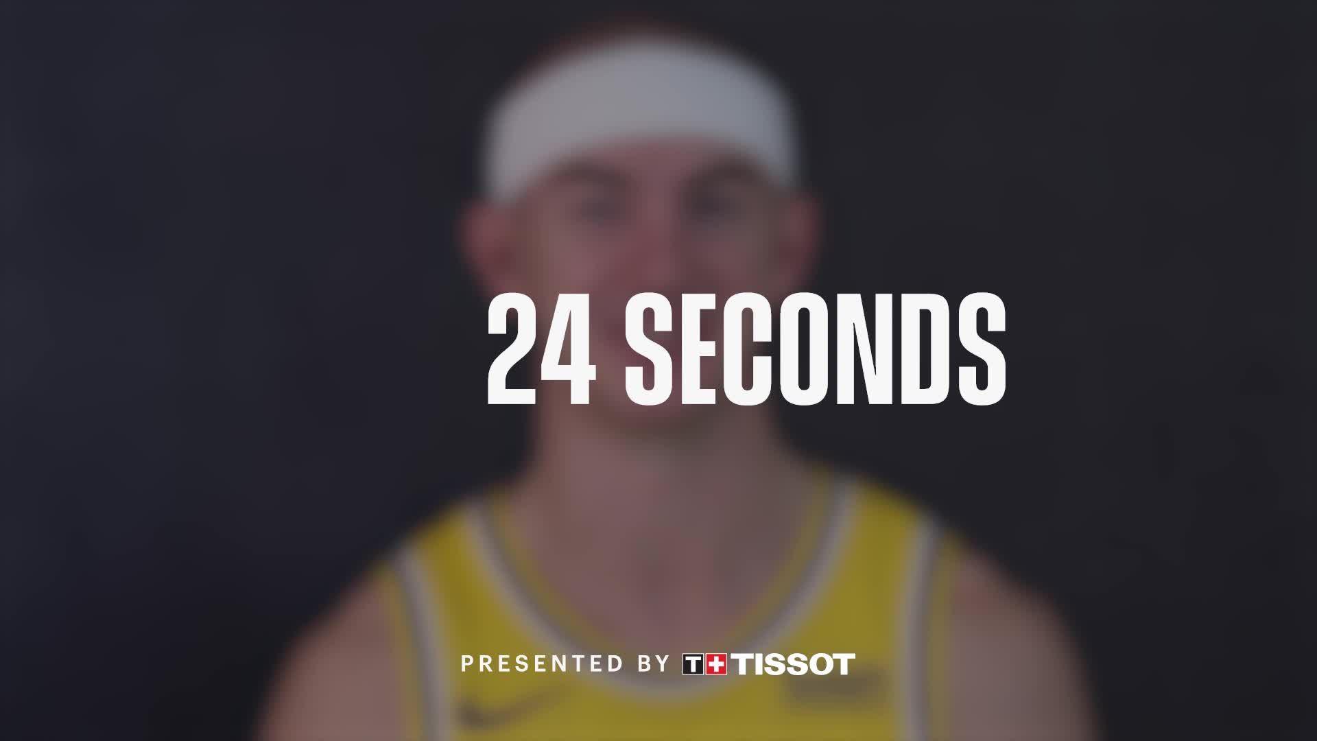24 Seconds with: Alex Caruso