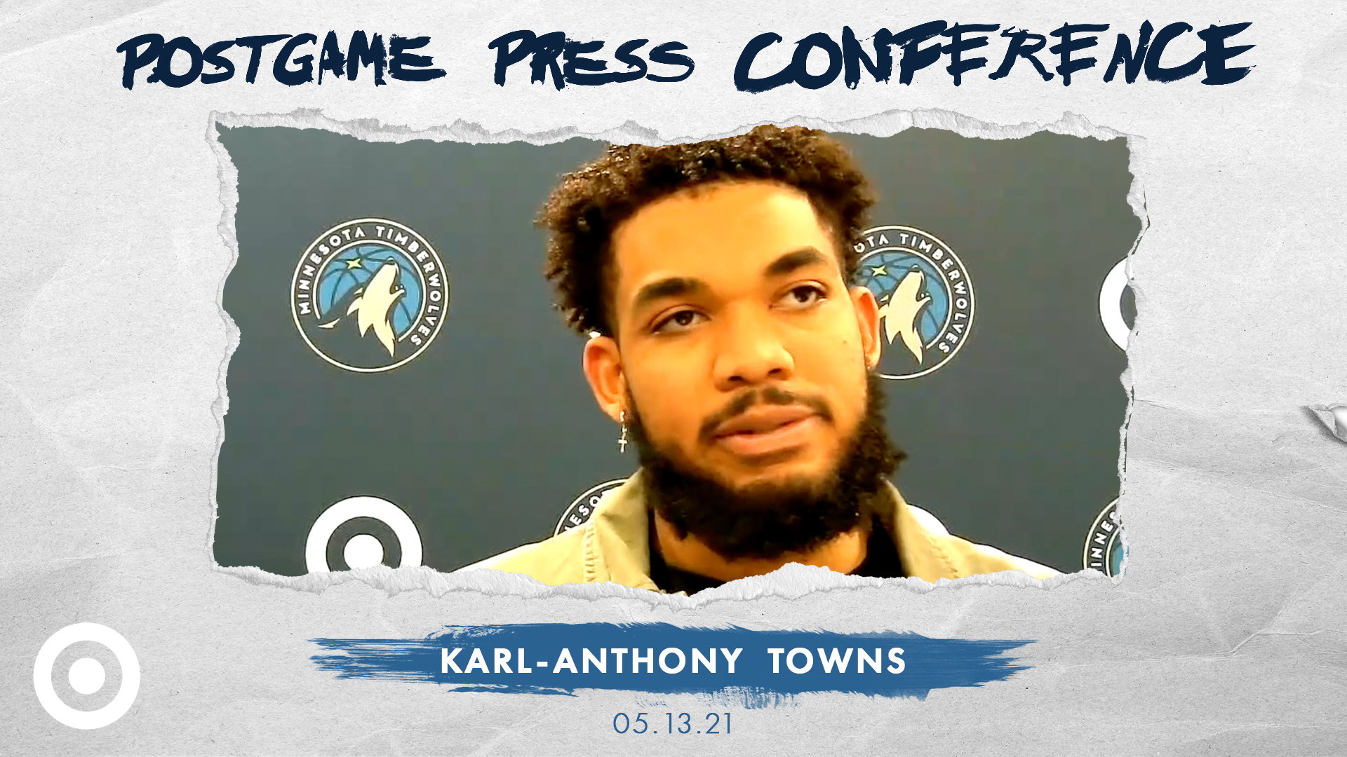 Karl-Anthony Towns Postgame Press Conference - May 13, 2021