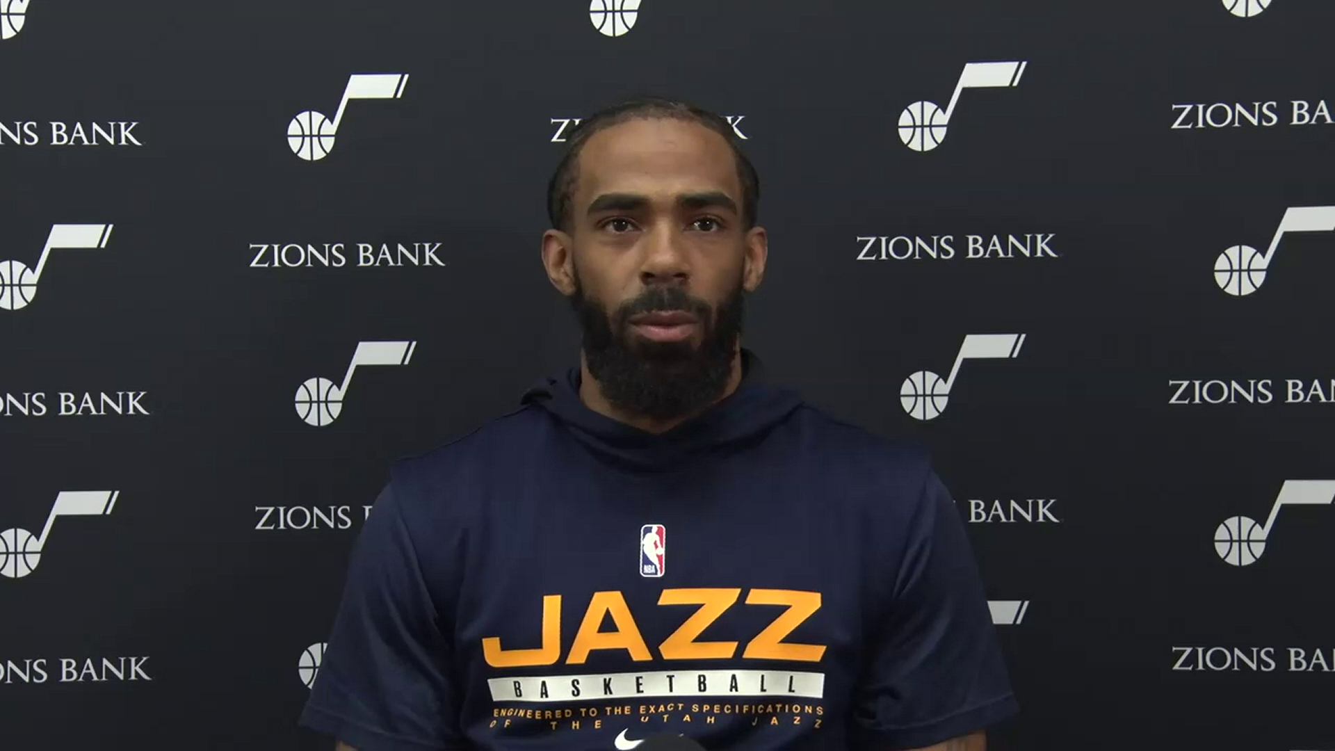 Shootaround 4.14—Mike talks about being potentially available to play versus OKC