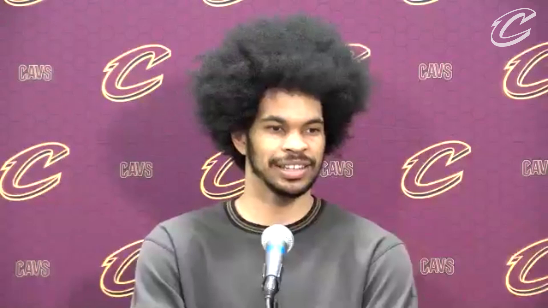 Cavs at Wizards: Jarrett Allen