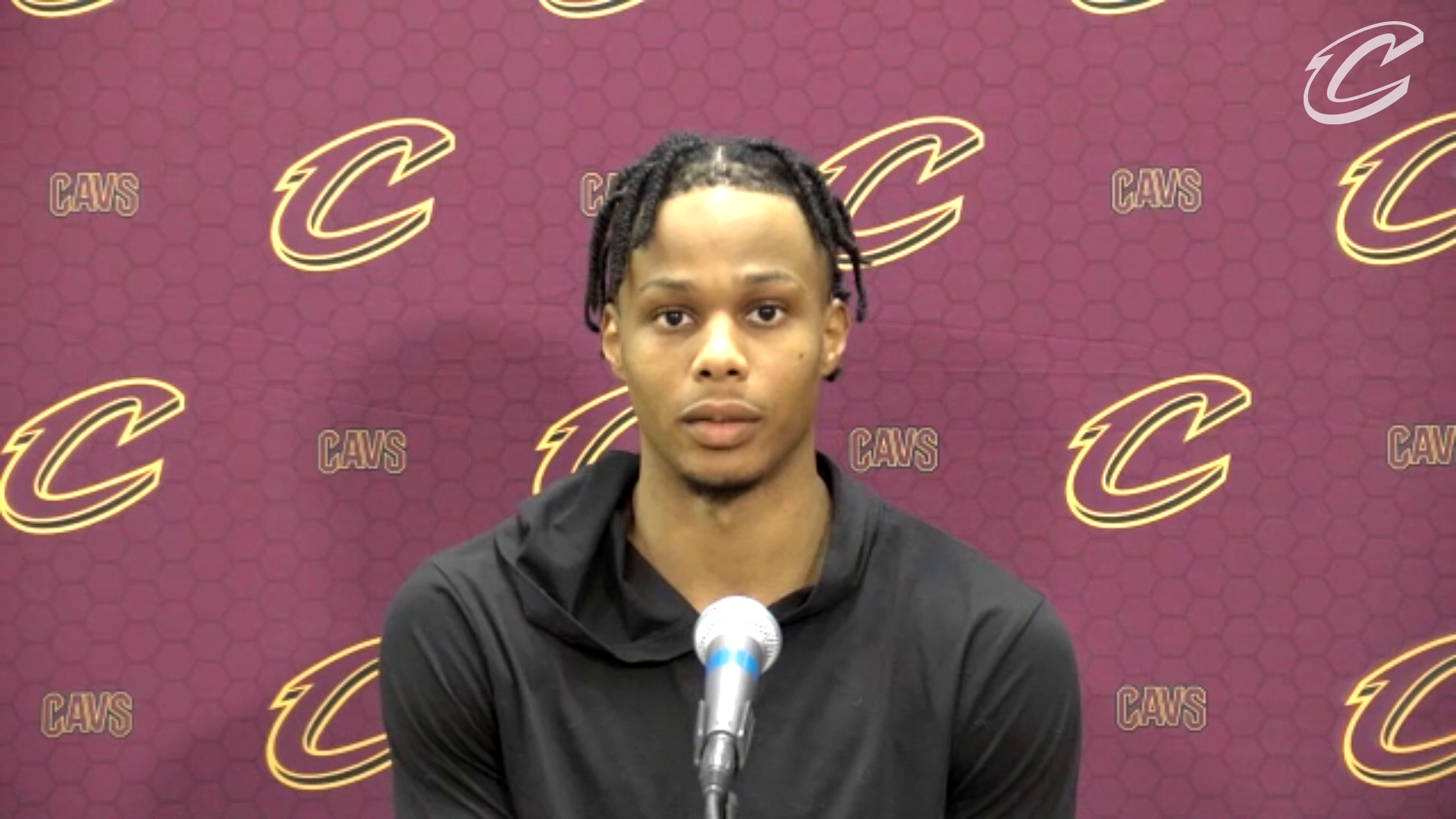 Cavs at Wizards: Isaac Okoro