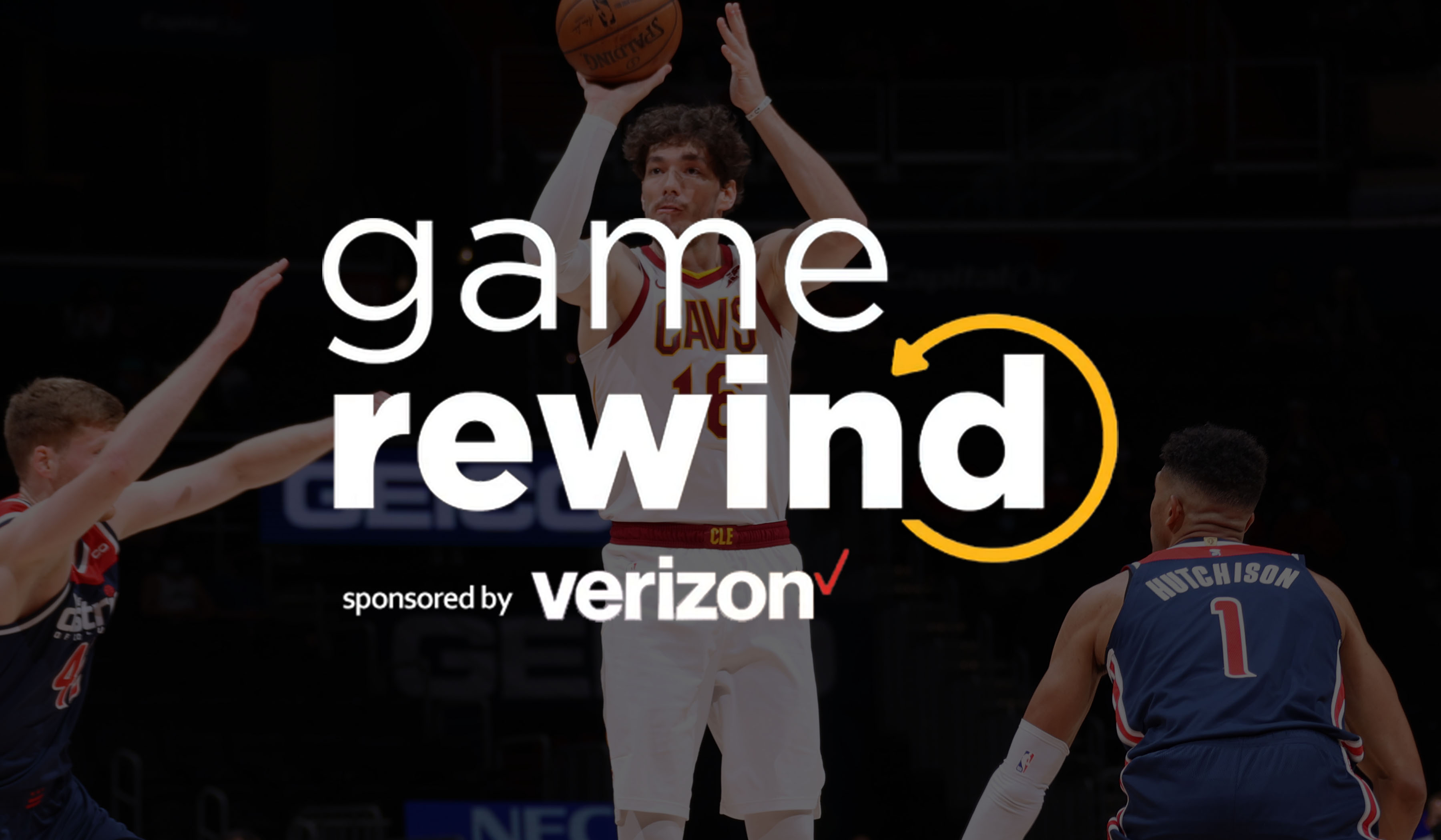 Verizon Game Rewind - Cavs at Wizards