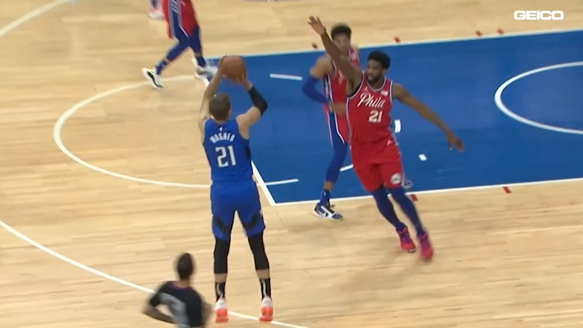 Game Highlights: Magic at Sixers