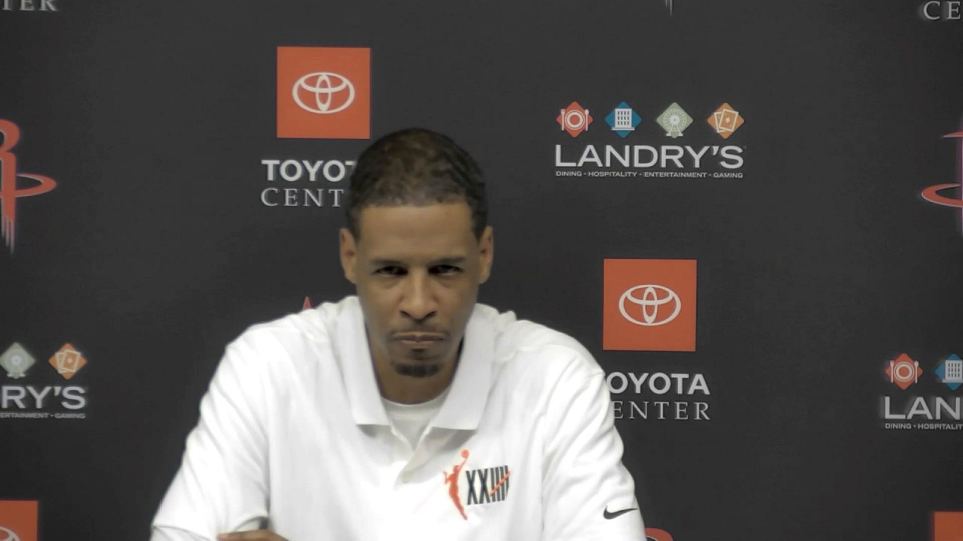 Postgame Interviews: Coach Silas 5-14-2021