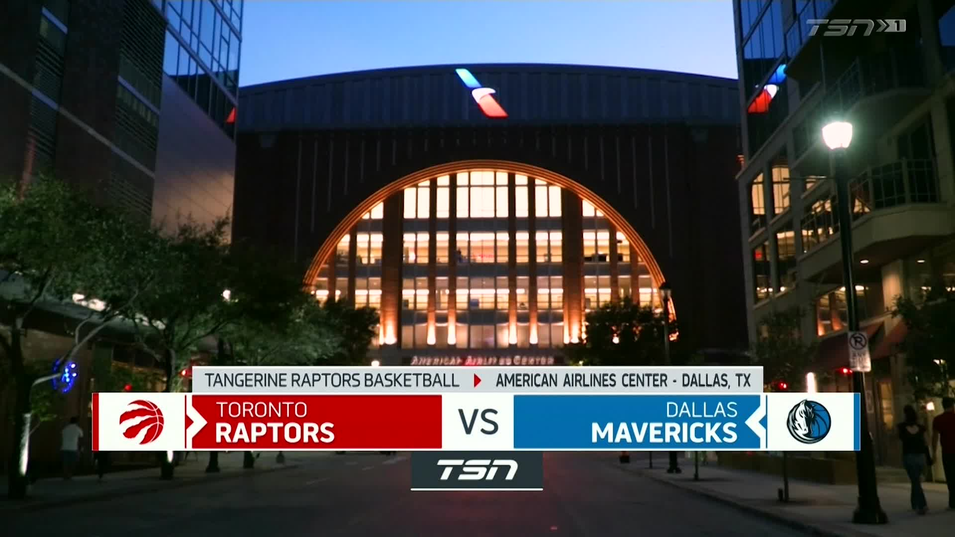 Tangerine Game Highlights: Raptors at Mavericks - May 14, 2021