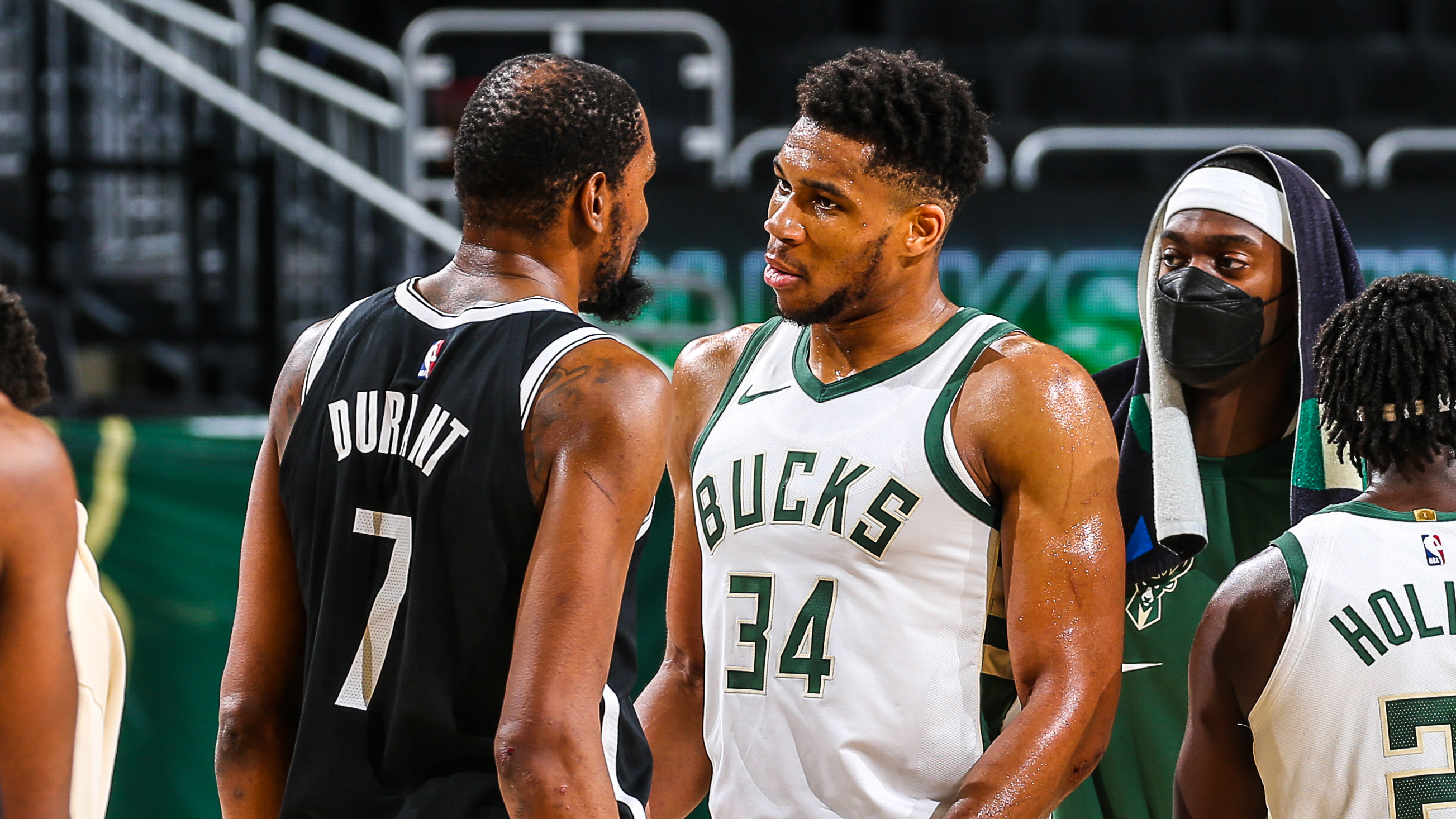 All-Access: Bucks Beat Brooklyn To Clinch A Playoff Spot