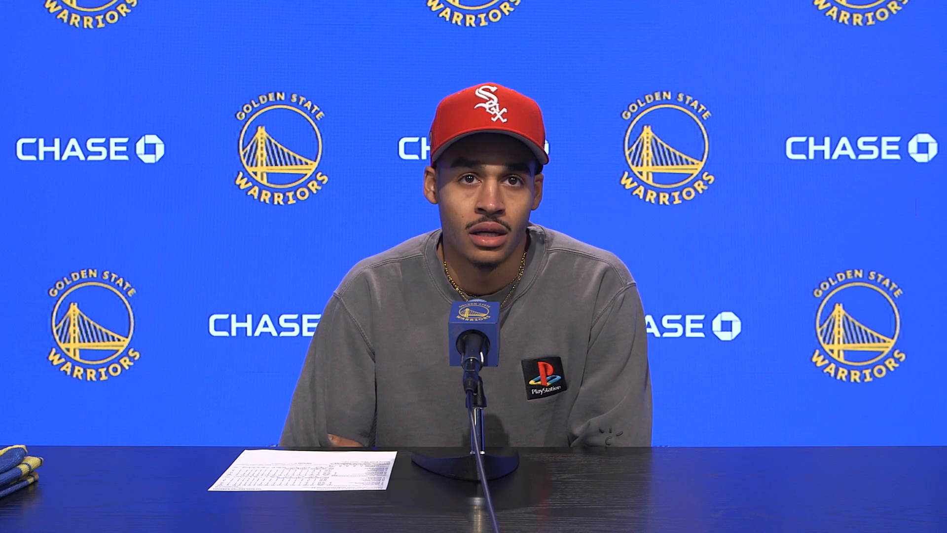 Postgame Warriors Talk: Jordan Poole - 5/14/21