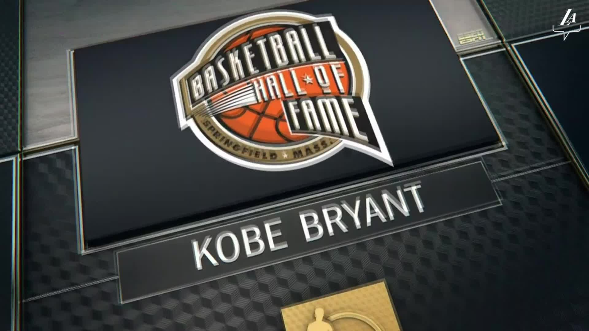 The story of Kobe Bryant, as told by his fellow Hall of Famers.