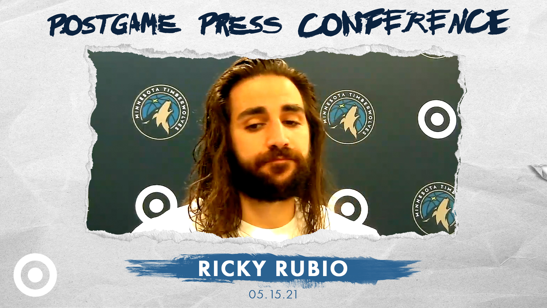 Ricky Rubio Postgame Press Conference - May 15, 2021