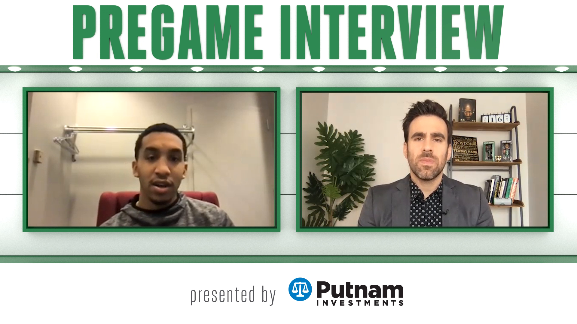 5/16 Putnam Pregame Interview: Tremont's Elite Vision