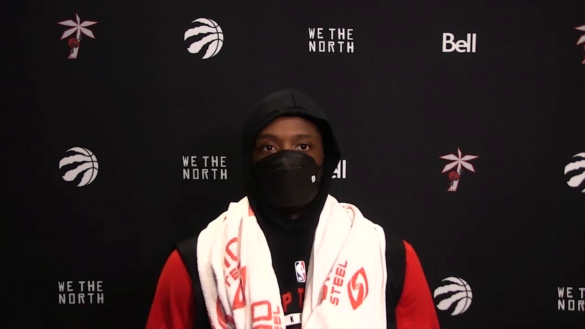 Raptors Pre Game: OG Anunoby - May 16, 2021