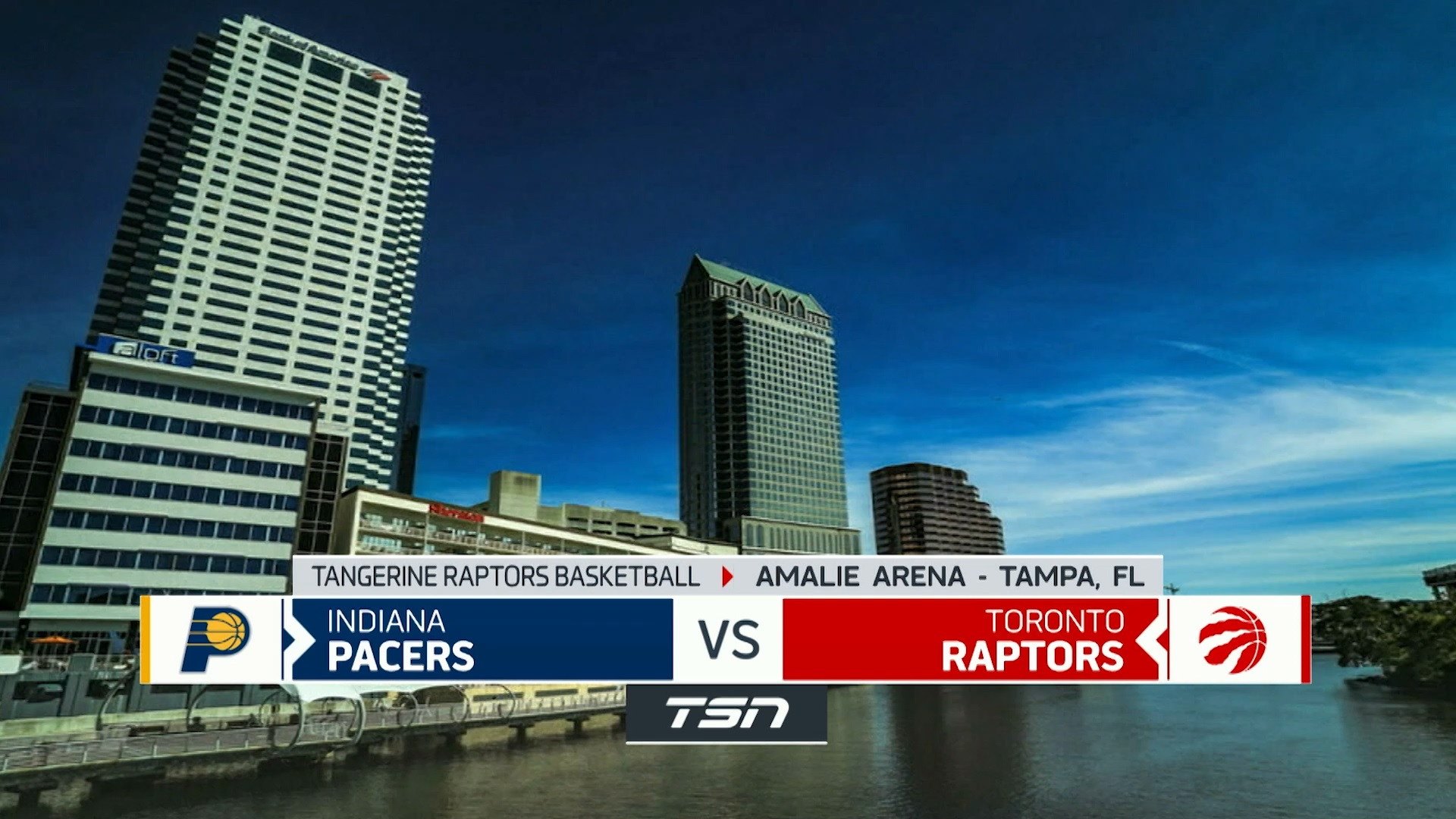 Tangerine Game Highlights: Pacers at Raptors- May 16, 2021