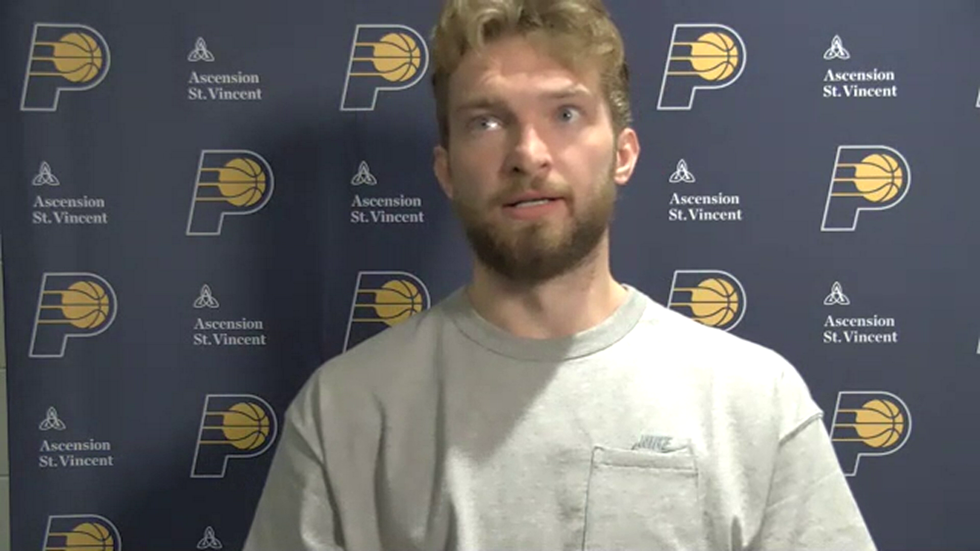 Postgame: Pacers Locker Room – May 16, 2021