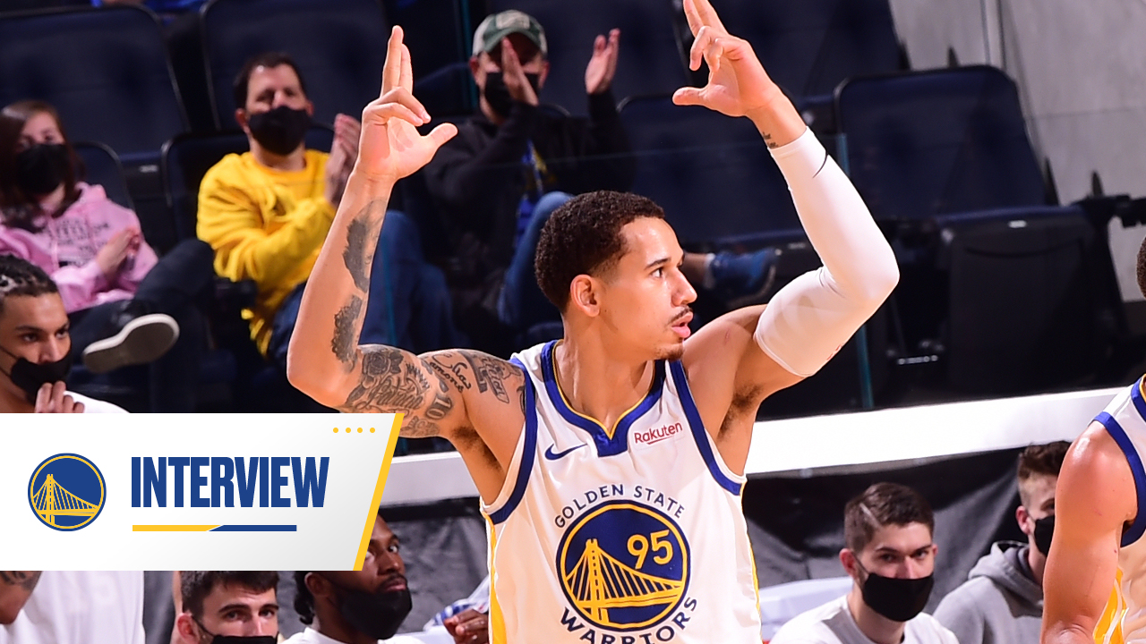 Postgame Warriors Talk: Juan Toscano-Anderson - 5/16/21