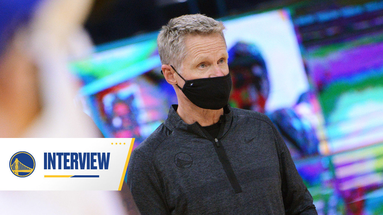 Postgame Warriors Talk: Steve Kerr - 5/16/21