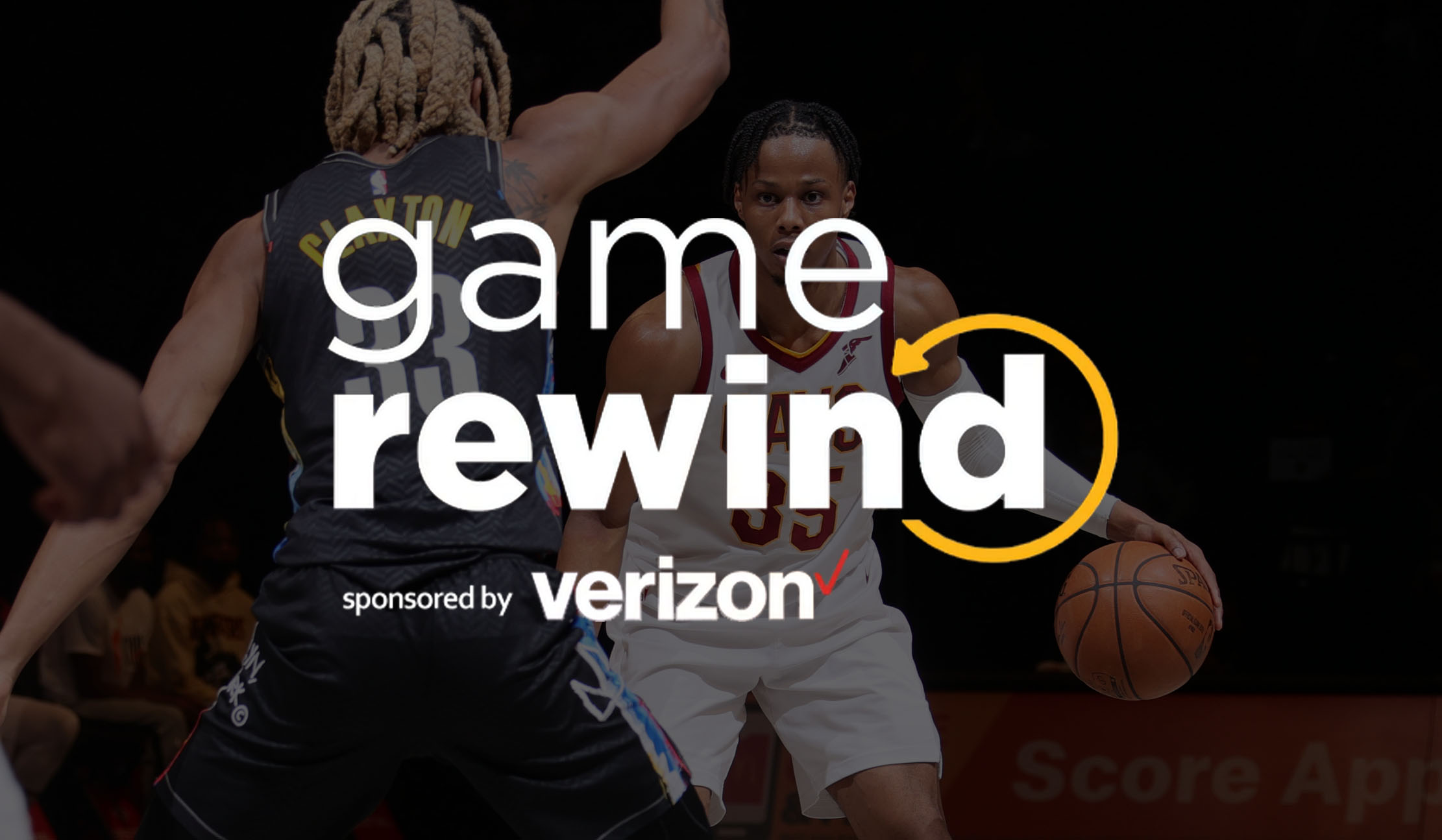 Verizon Game Rewind - Cavs at Nets