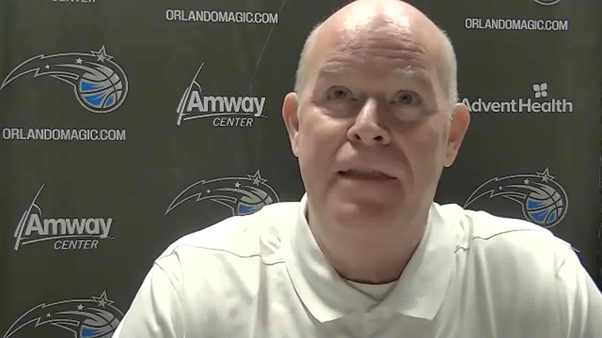 Sixers Postgame: Steve Clifford