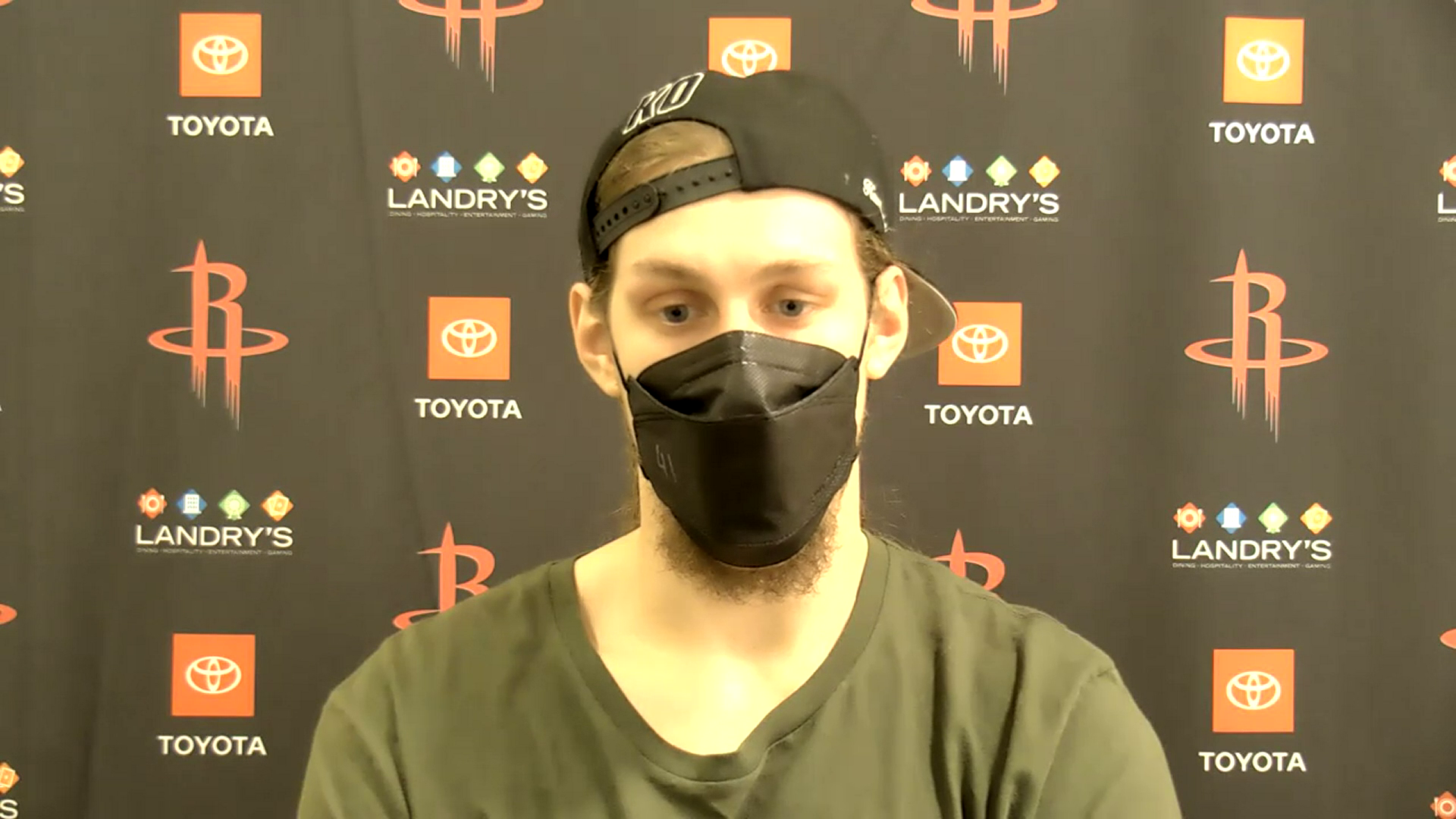 Postgame Interviews: Kelly Olynyk 5-16-2021