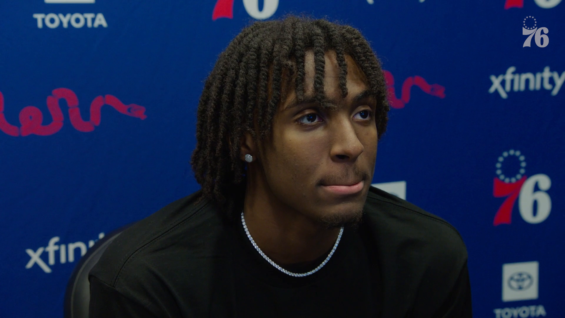 Tyrese Maxey | Postgame Media vs Orlando Magic (05.16.21)