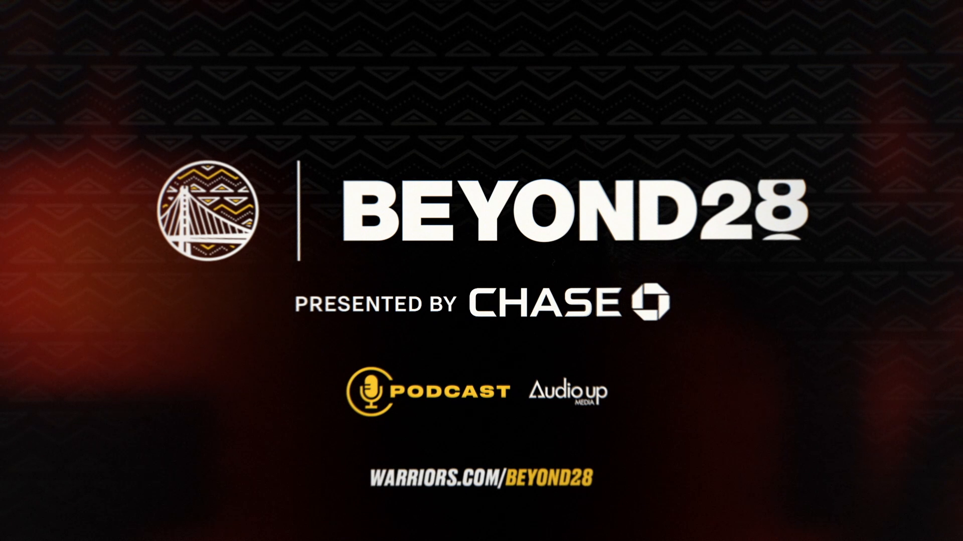 Beyond28 Podcast, Presented by Chase