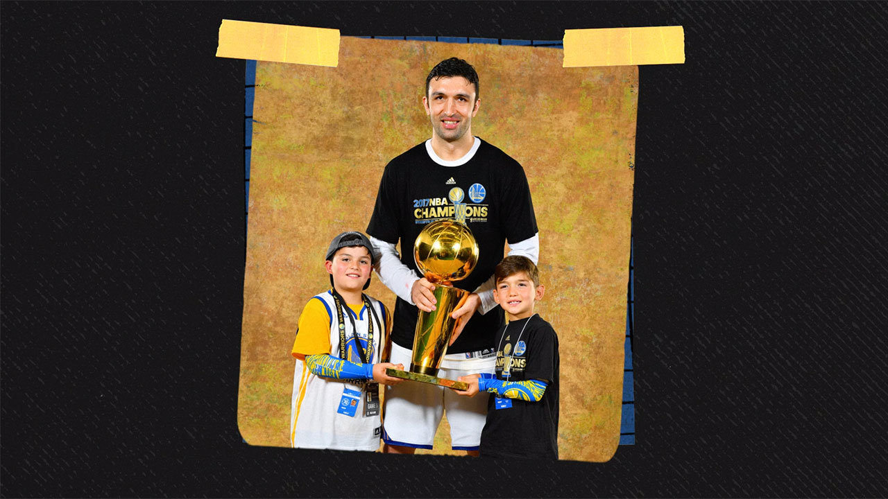 In My Court, Presented by TriNet: Zaza Pachulia