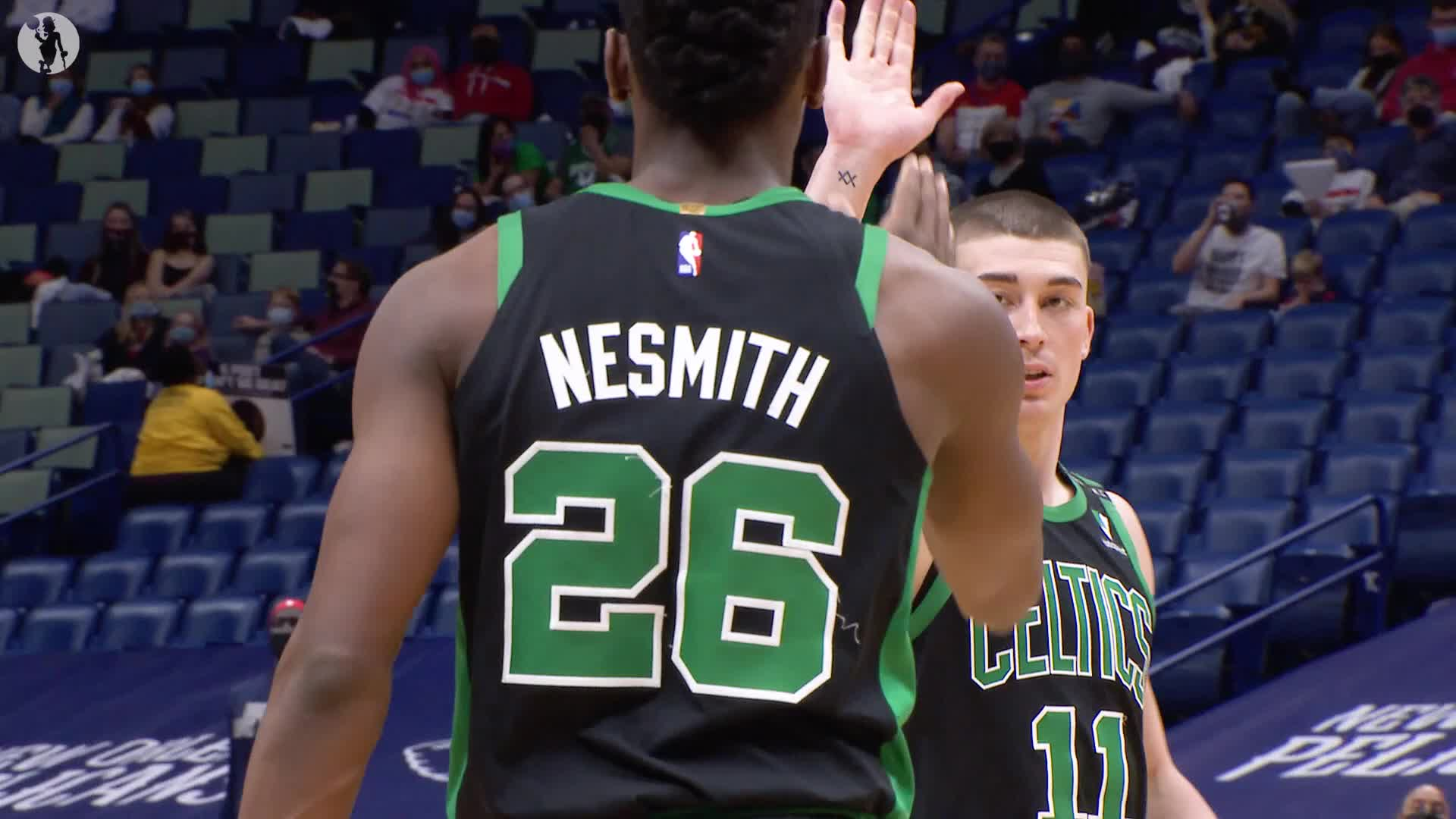 Aaron Nesmith & Payton Pritchard Wrap Up Their Regular Season | Lucky Rooks presented by New Balance