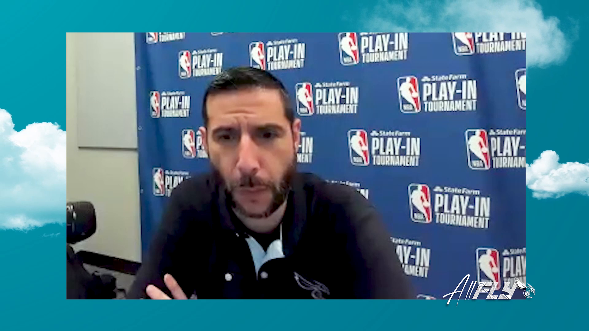 Hornets Pregame | James Borrego - 5/18/21