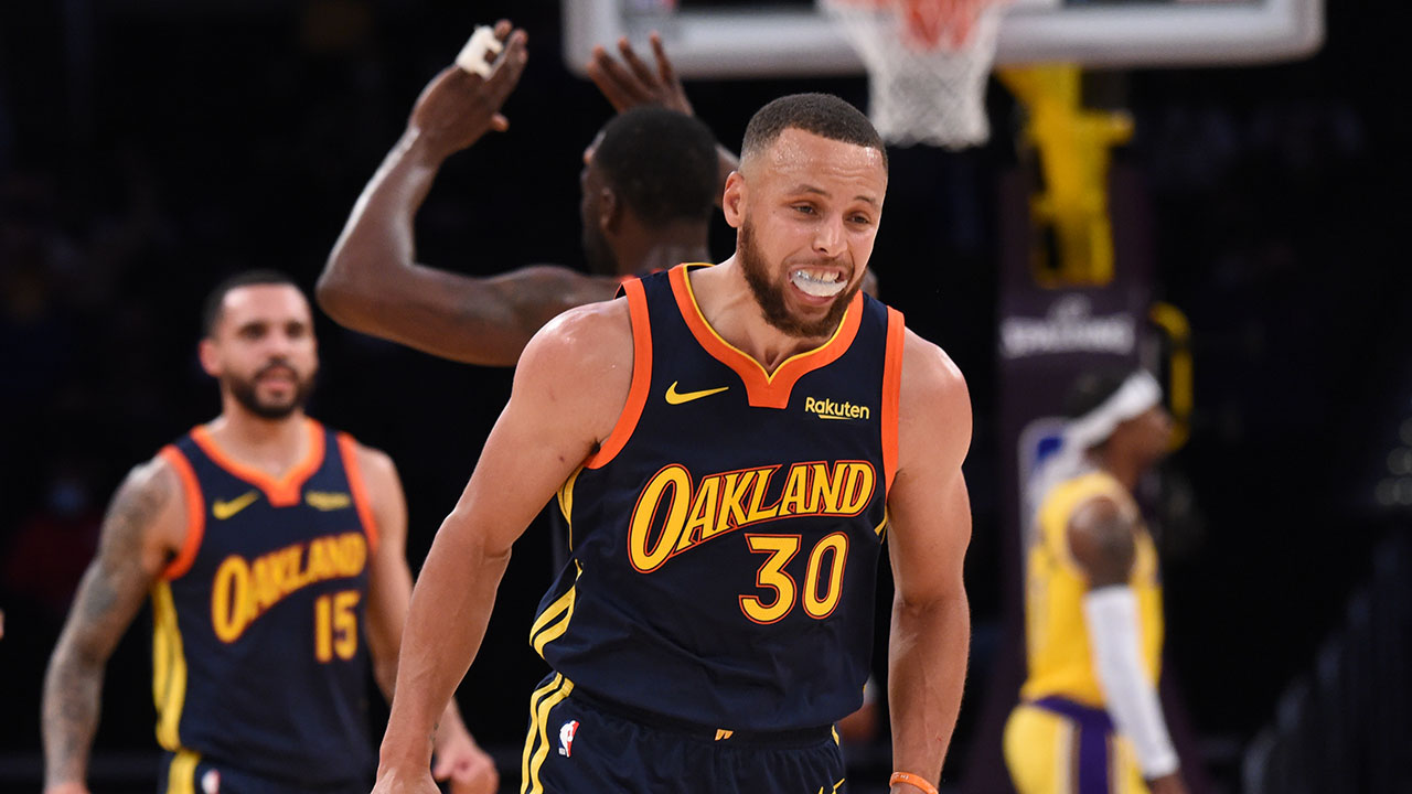 Verizon Game Rewind: Turnovers Doom Warriors in Play-In Loss to Lakers