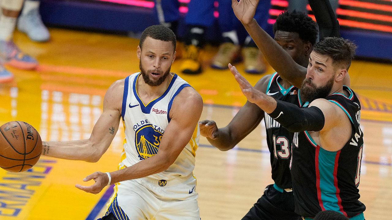 By The Numbers: Dubs Were Dishing