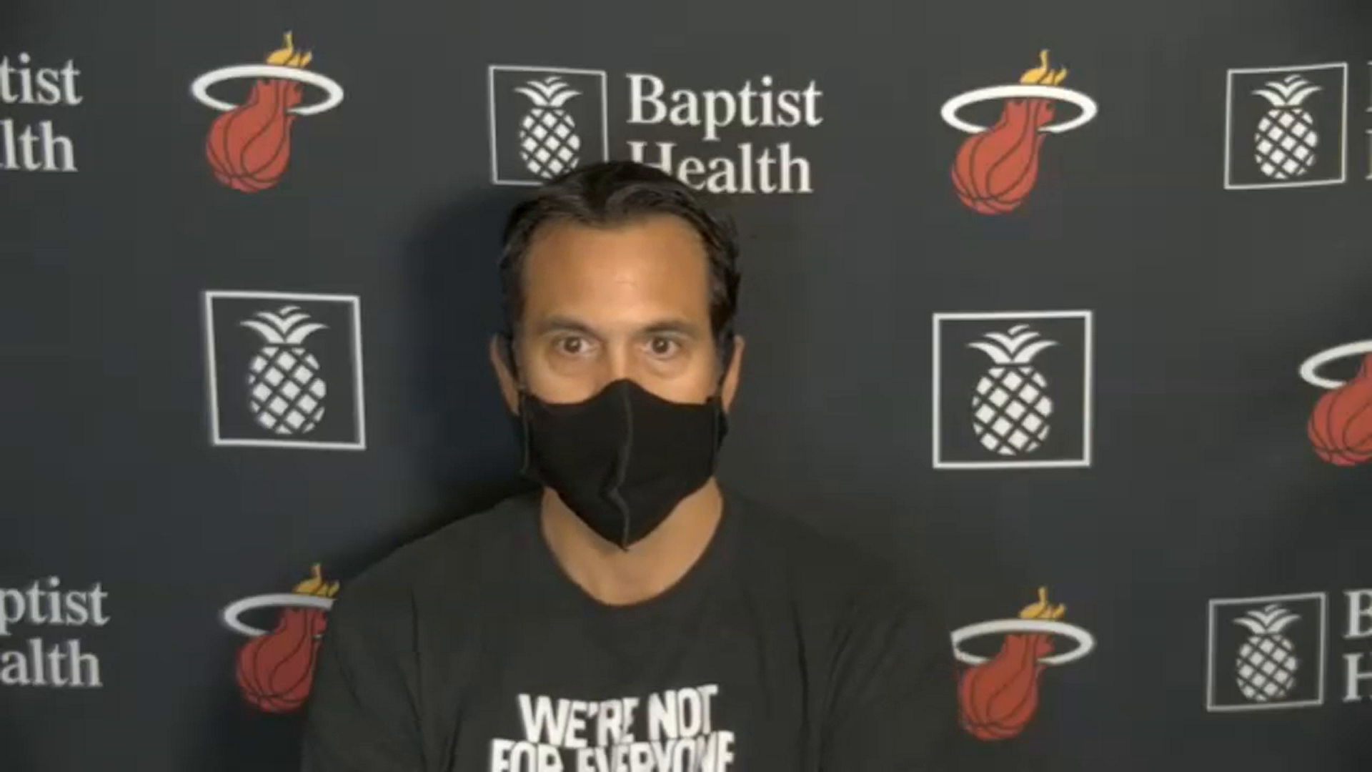 Coach Spo Ahead Of Game One