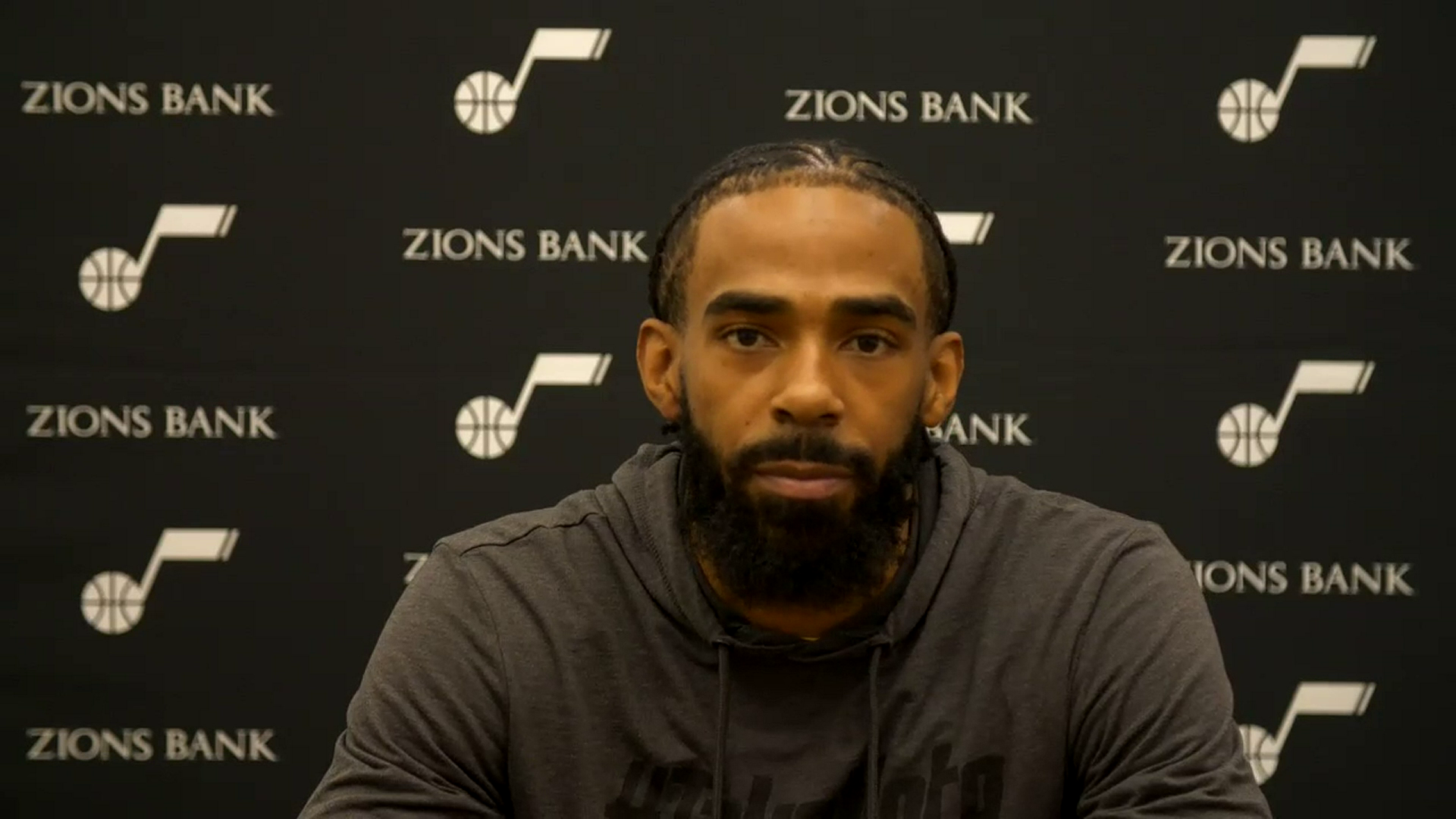 Practice 5.25—Mike Conley is ready for a physical Game 2