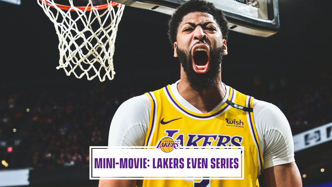 Mini-Movie: Lakers Even The Series With Phoenix