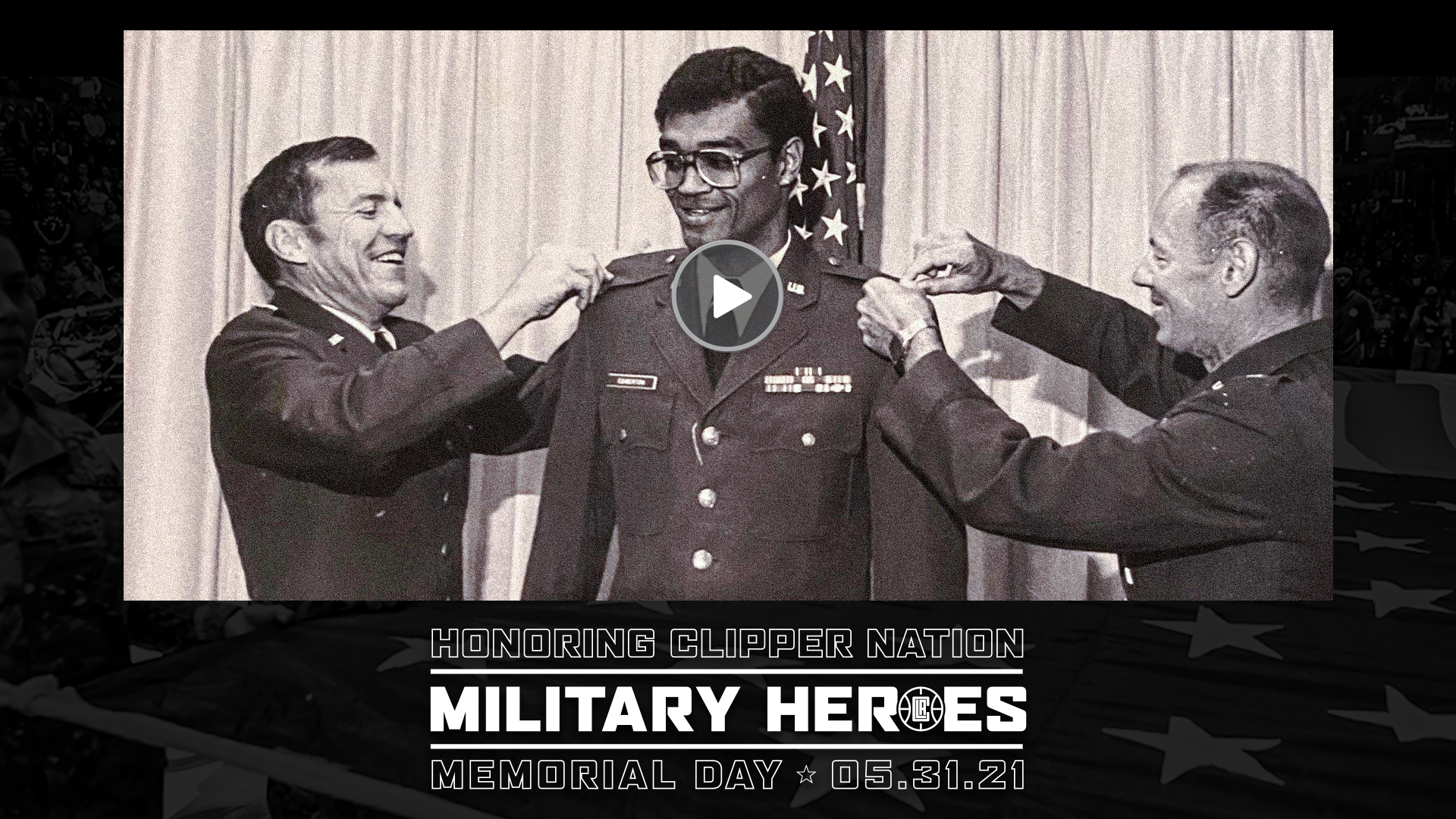 Honoring Clipper Nation Military Heroes   Memorial Day (5.31.21)
