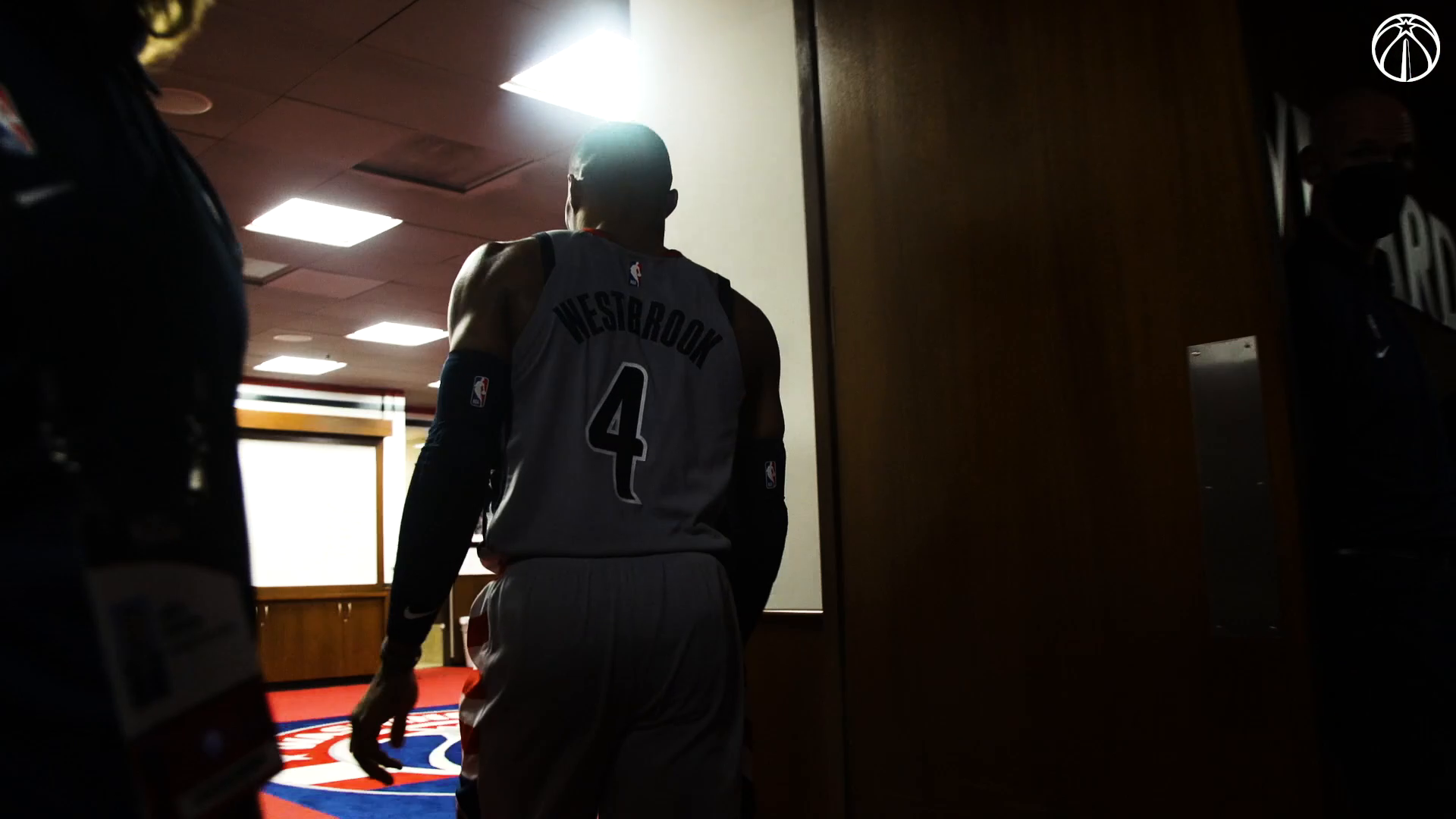 Inside the Wizards' locker room after Game 4 vs. Sixers - 5/31/21