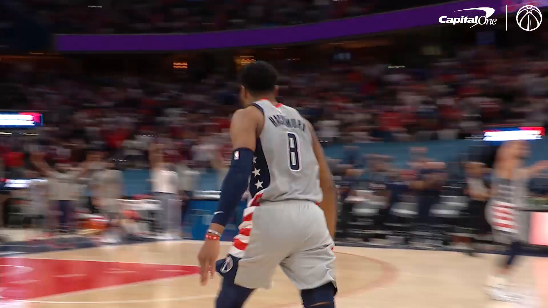 Sights and Sounds: Wizards take Game 4 against Sixers - 5/31/21