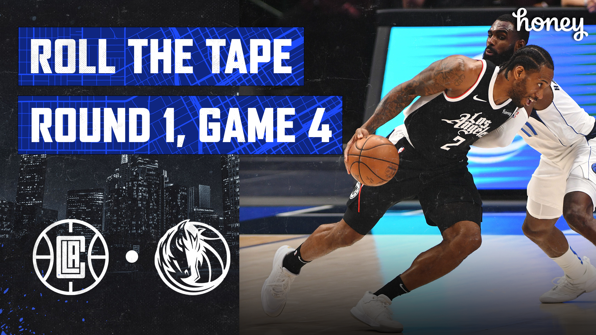 Roll The Tape | Clippers Lock Down Mavericks For Big Game 4 Win (5.30.21)