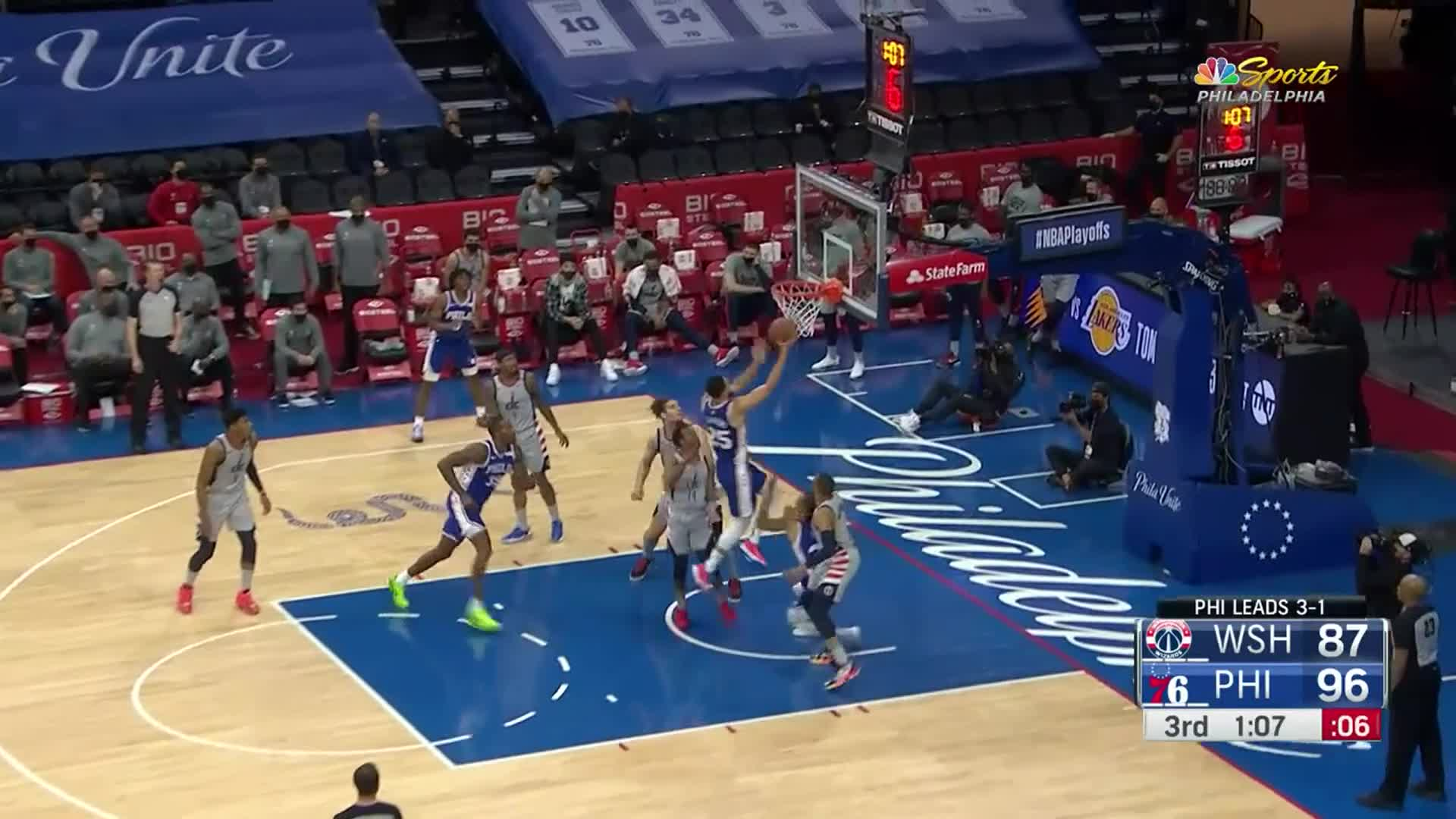 Highlights | 76ers vs Wizards (06.02.21)