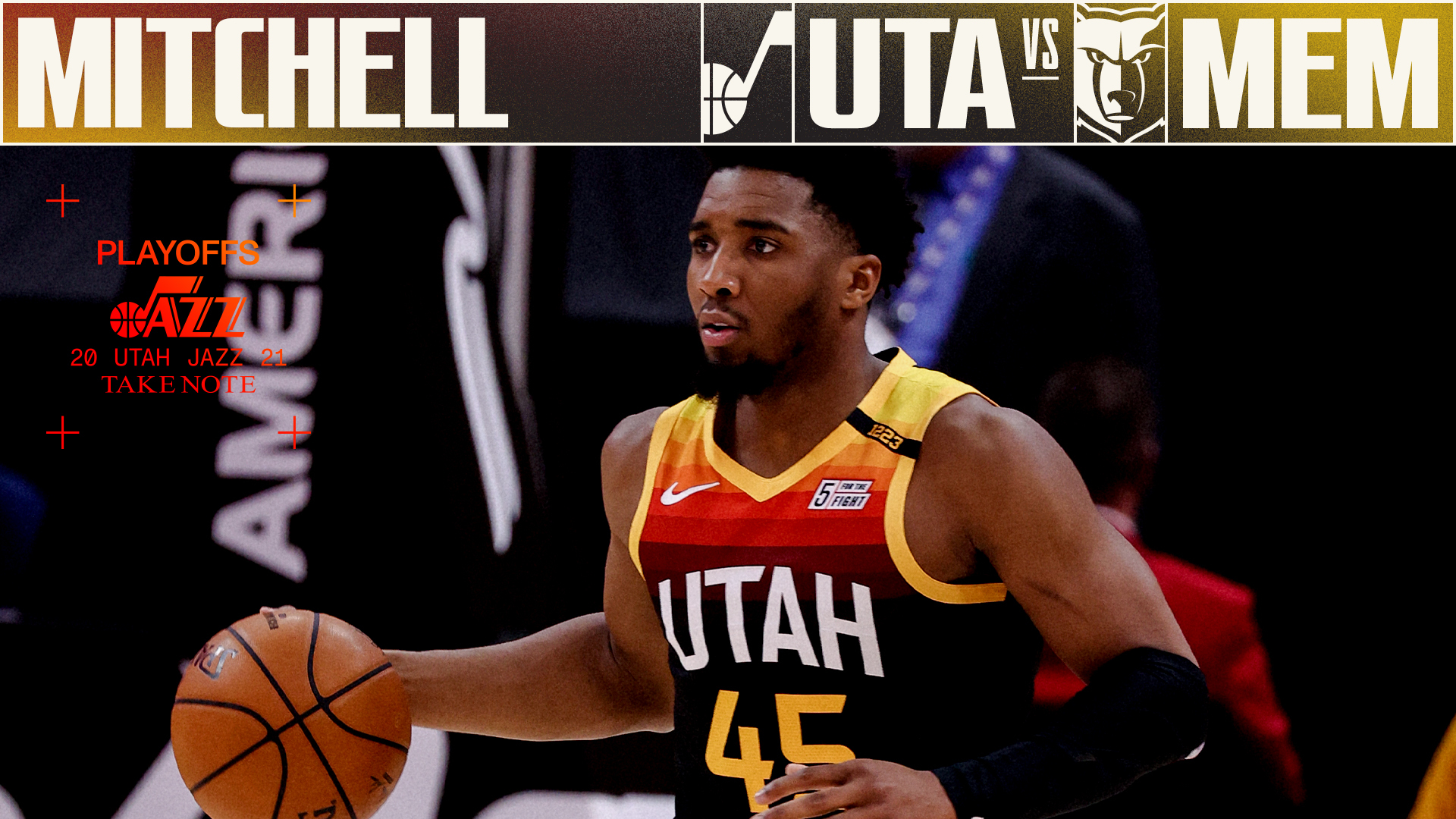 Highlights: Donovan Mitchell — 30 points, 10 assists