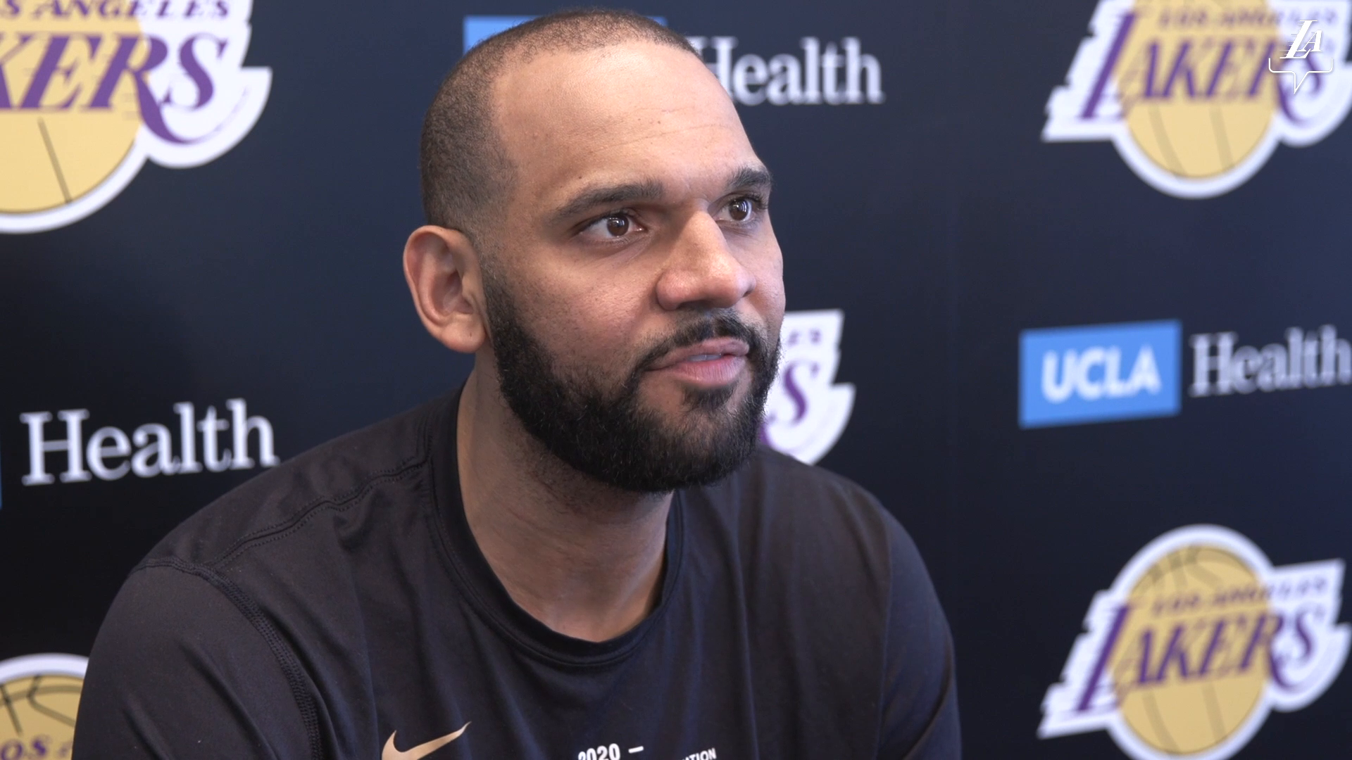 Jared Dudley | 2020-21 Lakers Exit Interviews
