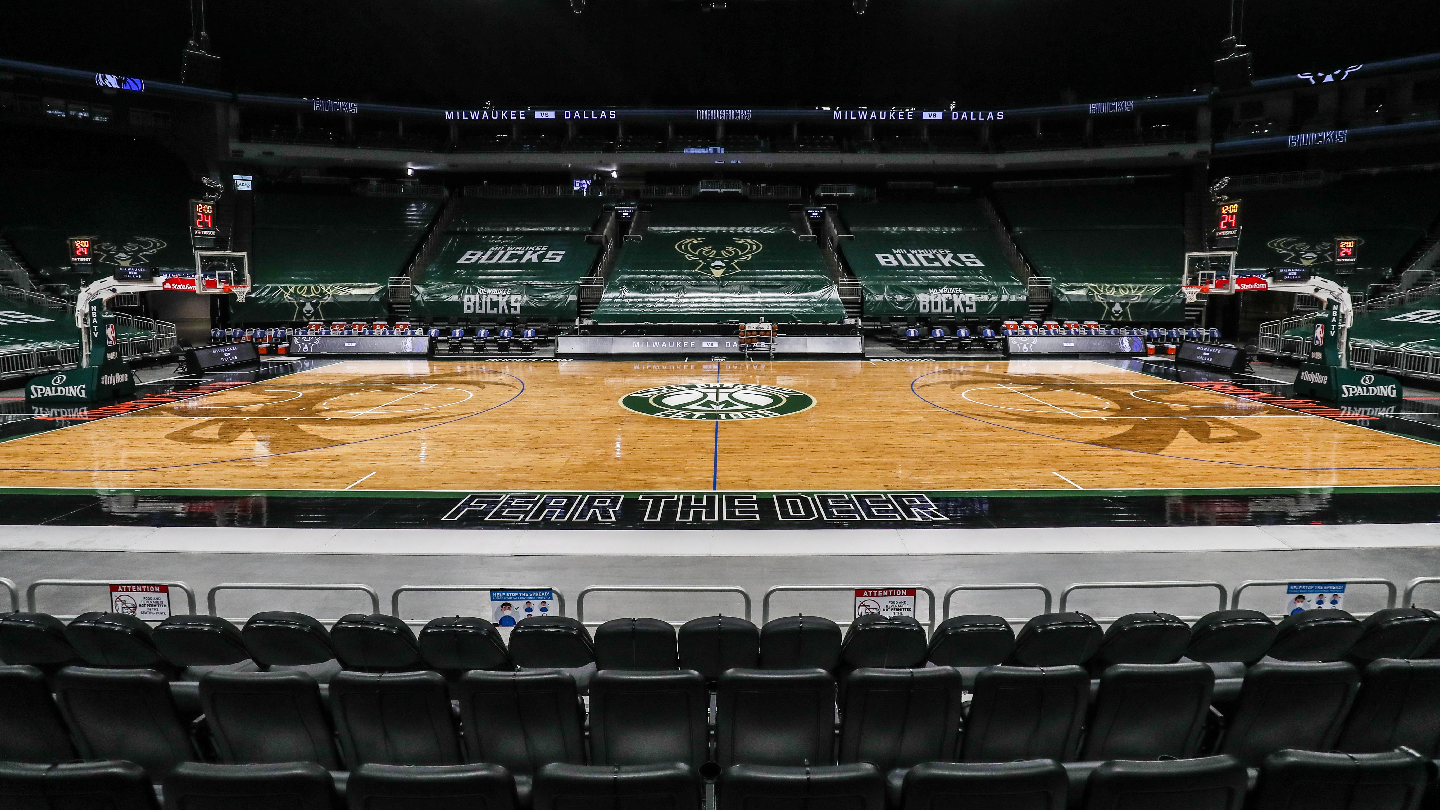 Gameday Delivered: Fiserv Forum Changeover Crew & HVAC Tech All-Access