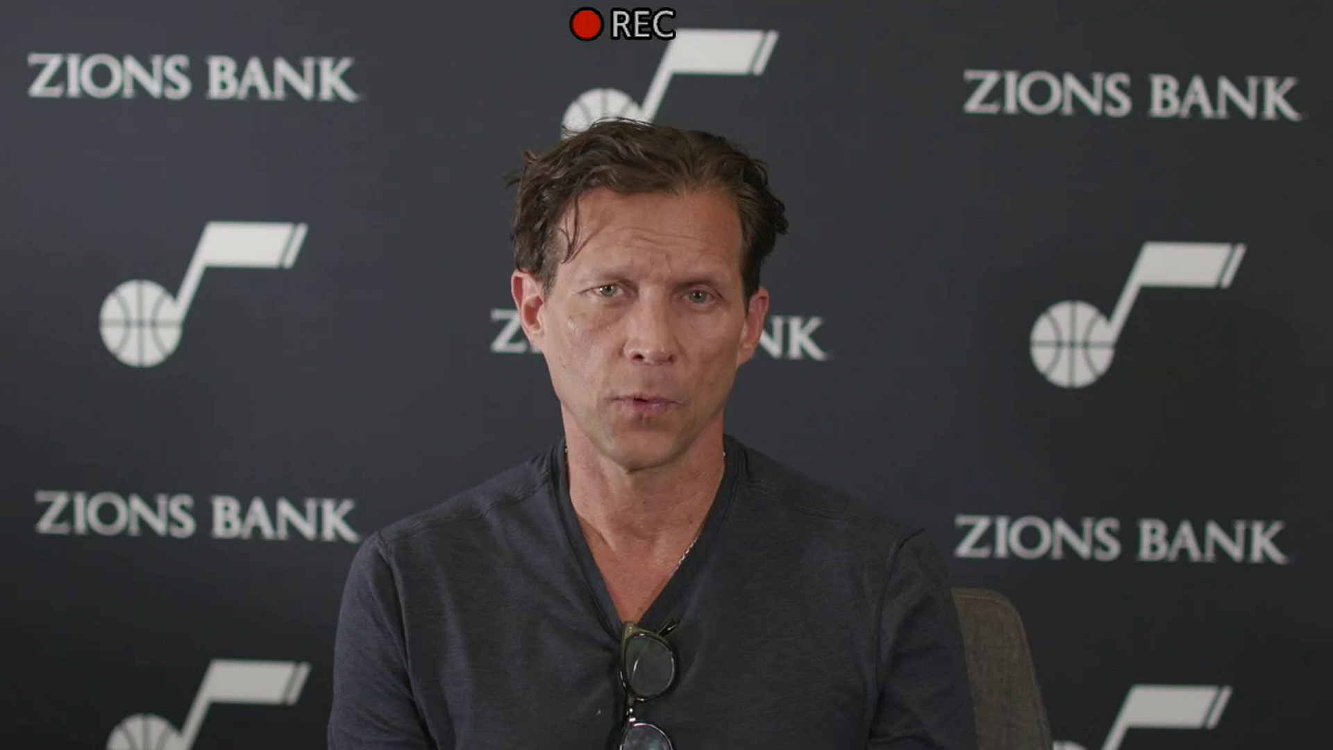 Shootaround 6.8—Quin Snyder explains adjustments without Mike Conley in Game 1