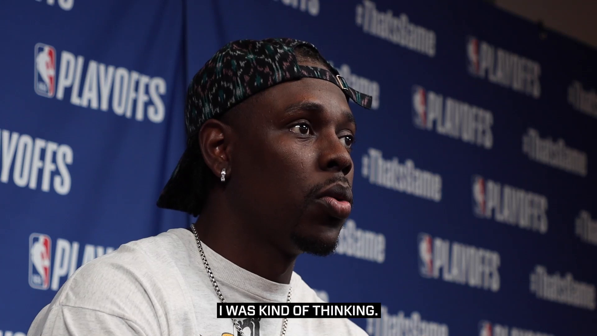 Inside The Mind: Jrue Holiday's Clutch Bucket